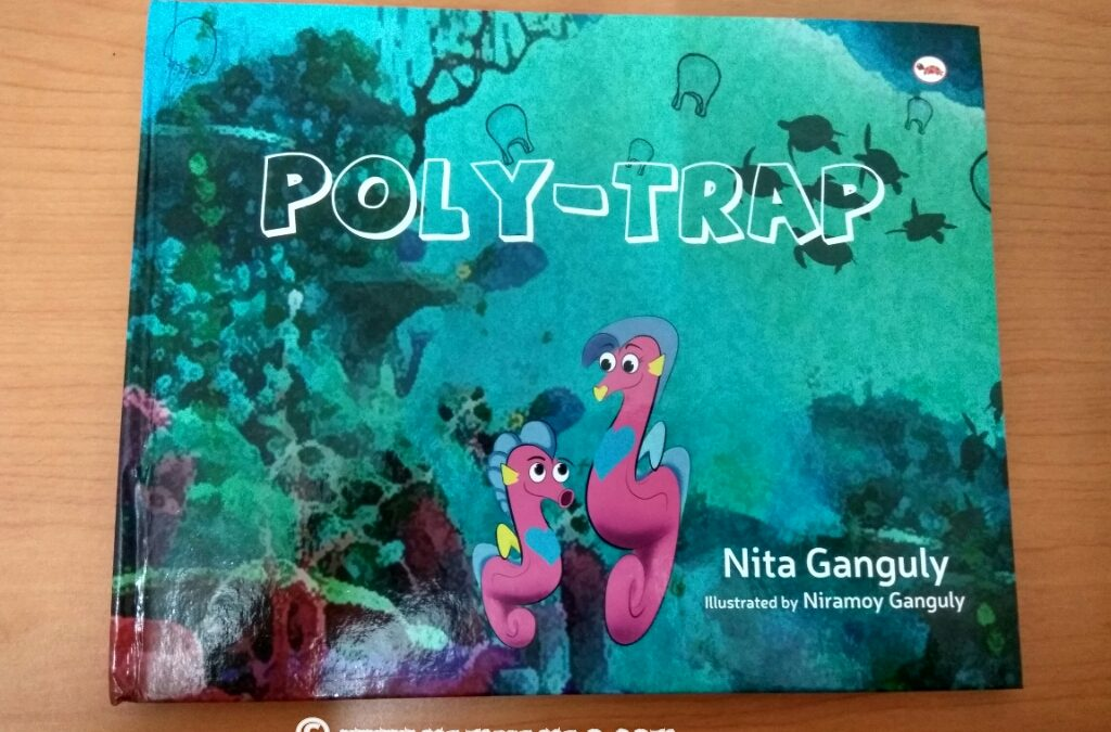 Book Review- Poly Trap by Nita Ganguly