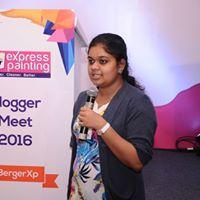 When Paints & Friends Met: #BergerXP Indiblogger Meet