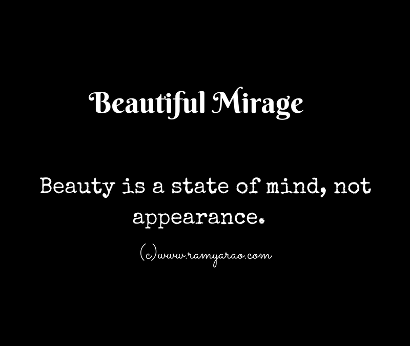 #AtoZChallenge : Beautiful Mirage