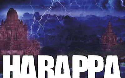 Book Review: Harappa- Curse Of The Blood by Vineet Bajpai