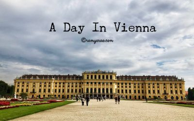 A Day In Vienna